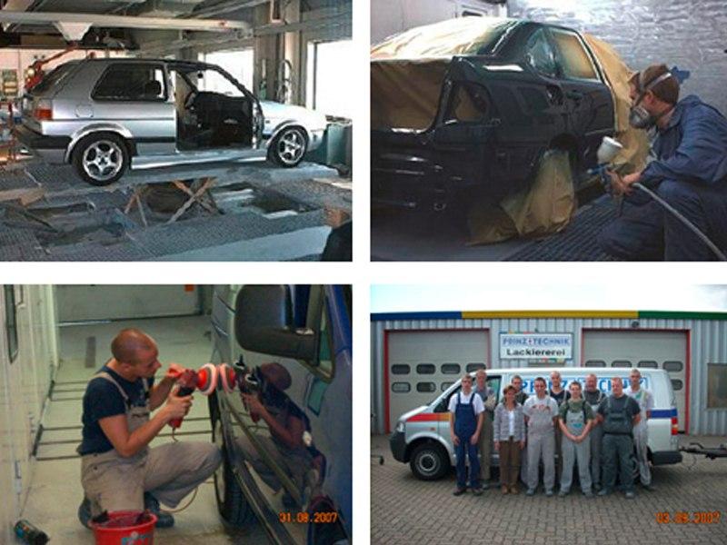 Prinz Technik Industrie- und Fahrzeuglackierung GmbH
