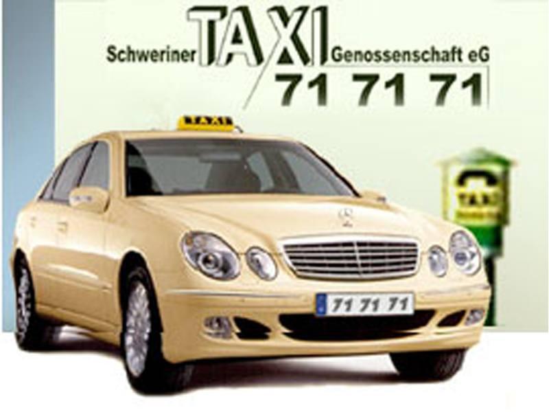 Taxigenossenschaft Schwerin eG