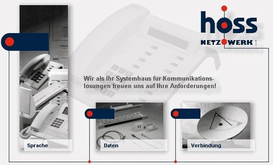 hoss Netzwerk GmbH
