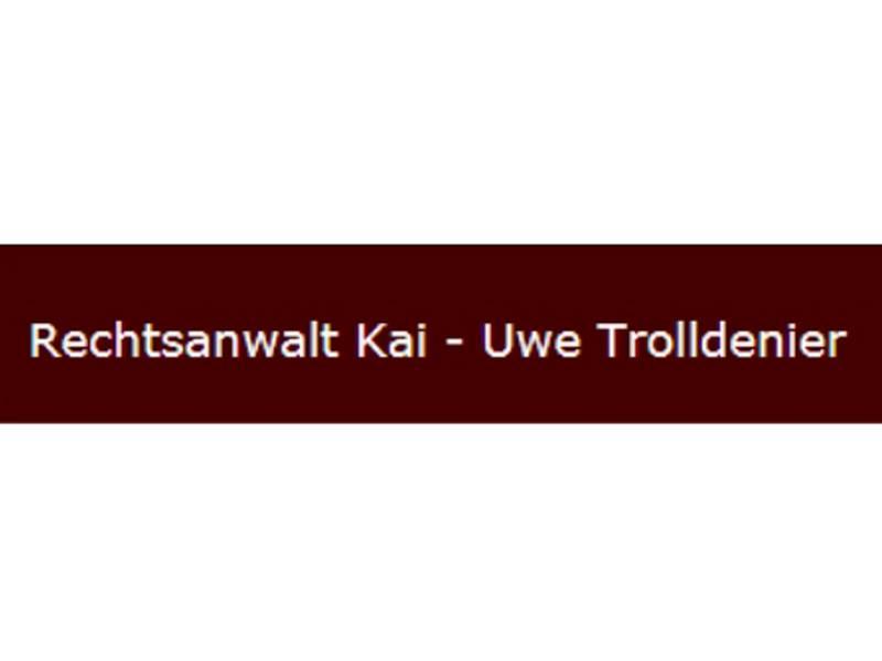Rechtsanwalt Kai-Uwe Trolldenier