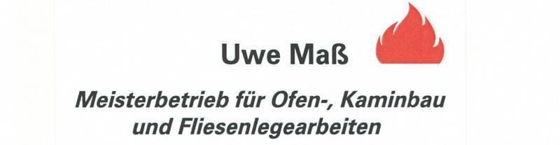 Meisterbetrieb für Ofen-, Kaminbau und Fliesenlegerarbeiten Uwe Maß