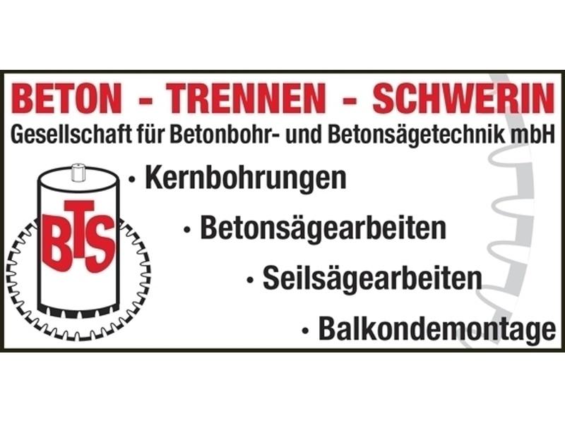 Beton-Trennen-Schwerin mbH
