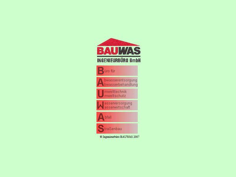 Ingenieurbüro BAUWAS GmbH