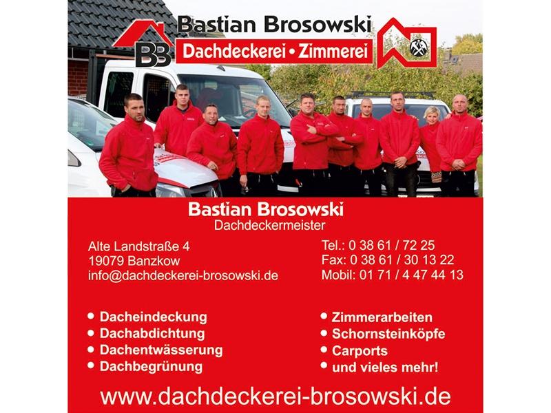 Dachdeckerei Brosowski