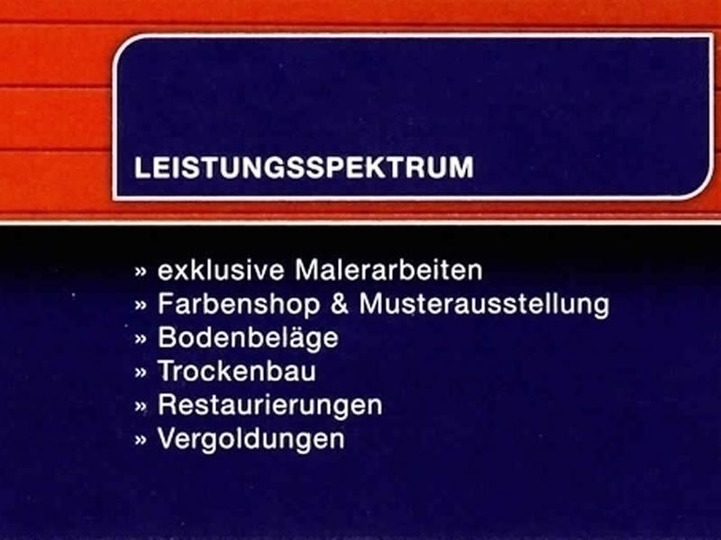 Moll Axel Malermeister