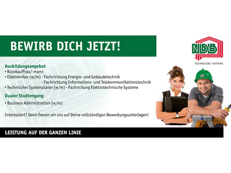 NDB Elektro- u. Kommunikationstechnik GmbH