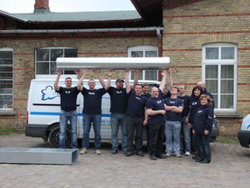 KLP GmbH Klima- und Lüftungsanlagen
