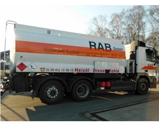 Rab GmbH Heizöl-Kohle