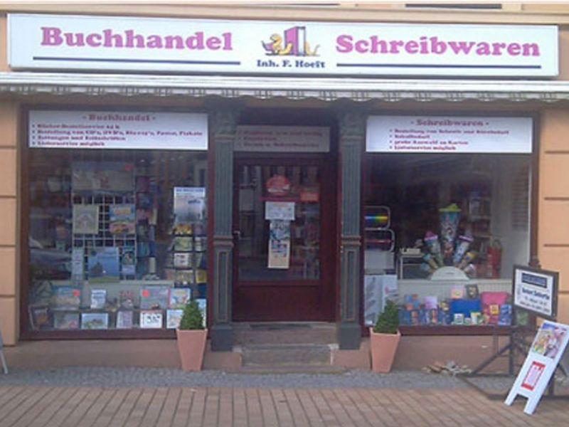Buch- und Schreibwarenhandlung Hoeft