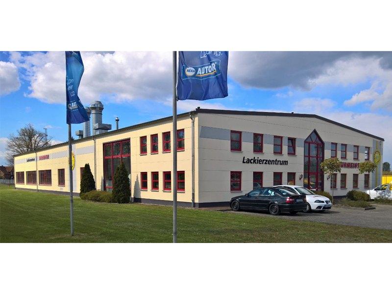 Autolackierung Burmeister GmbH & Co. KG