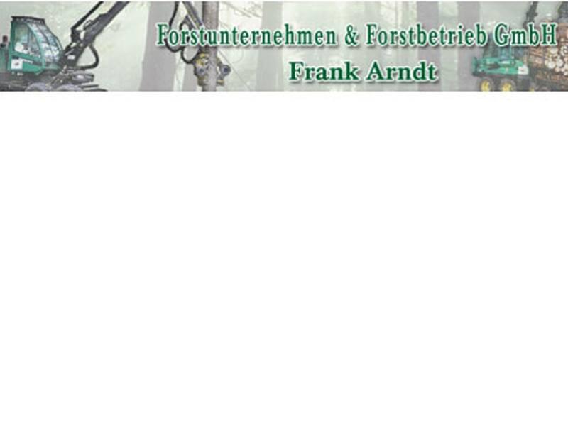 Arndt Frank Forstbetrieb GmbH