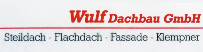 Wulf Dachbau GmbH
