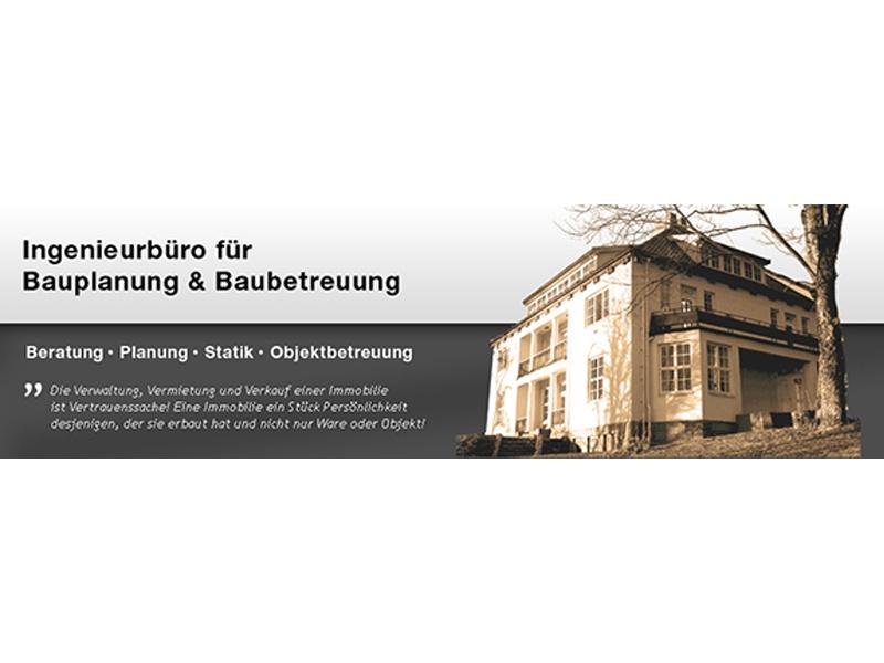 Bauplanung, Statik, Baugutachten S. Glander
