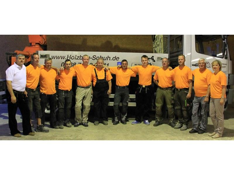 Holz & Dachbau Schuh GmbH