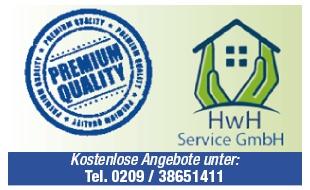 Haushaltsauflösungen, Wohnungsauflösungen u. Entrümpelungen HWH Service GmbH