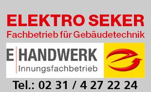 Bild zu Elektro Seker in Dortmund