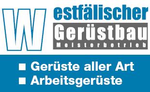 Arbeitsbühnen, Arbeitsgerüste Westfälischer Gerüstbau/ Verleih Jürgen Stankewitz