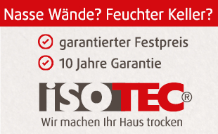 Abdichtungstechnik Dipl.-Ing. (FH) Morscheck GmbH ISOTEC-Fachbetrieb