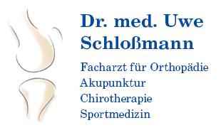 Facharzt für Orthopädie Schloßmann Uwe Dr. med.