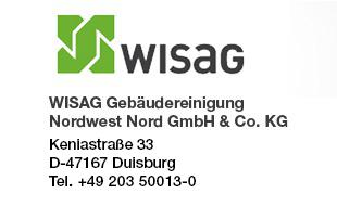 Bild zu Büro- und Gebäudereinigung WISAG in Duisburg