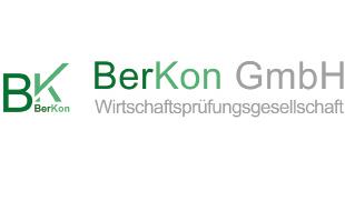 Logo von BerKon GmbH Wirtschaftsprüfungsgesellschaft